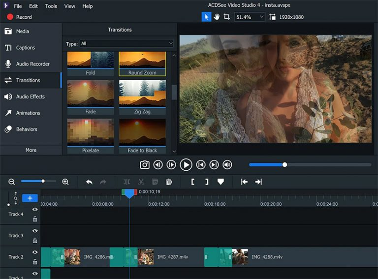 ACDSee Video Studio 4 – Simple video editing with weird innovations