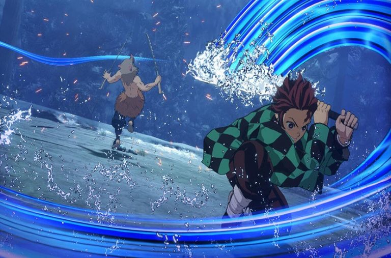 """""""Demon Slayer – The Hinokami Chronicles"""": The successful anime is now available as a game"""