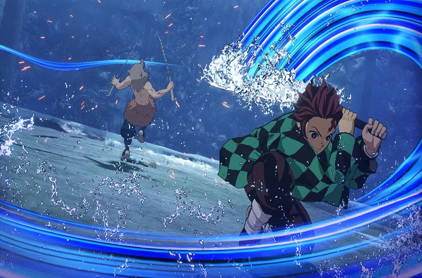 Demon Slayer - The Hinokami Chronicles_ The successful anime is now available as a game