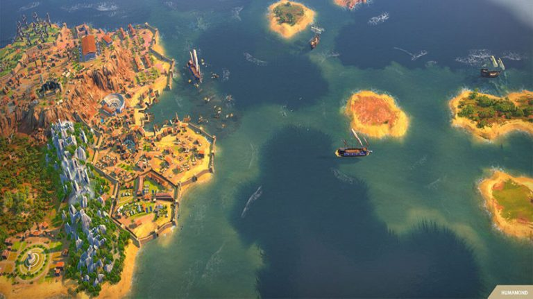 Humankind: New Civilization Style Strategy Game?