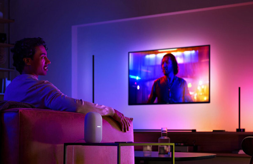 Philips Hue update_ new app functions and new lamps