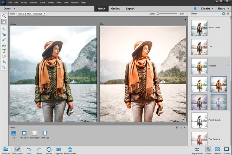 Photo editing comparison 2021: This is what current photo tools can do